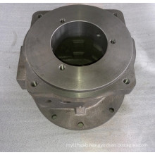 ANSI Goulds 3196 Pump Bearing Frame by Sand Casting